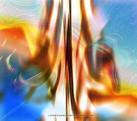 Fractal composition: Uplift