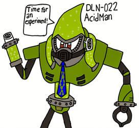 Acid Man (My version) by RowanAkamiya185