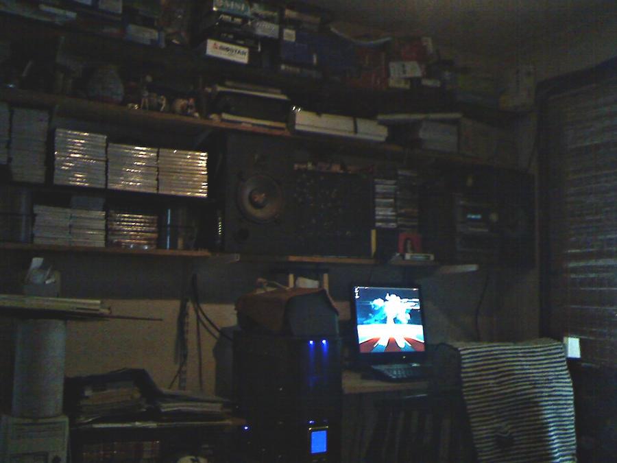 My Room Arrange Nro2 By Heibk201 On Deviantart