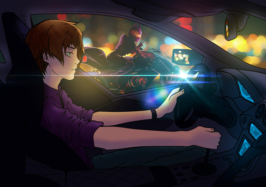 RaceNights by HeiBK201