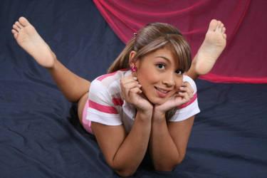 The Cheeky Cheerleader