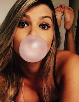 The Bubblegum Girl