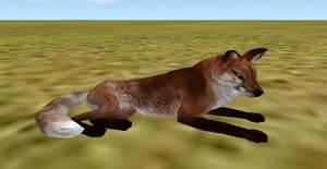 Realistic FH Fox Preset -Freebie- by SnowWolpard