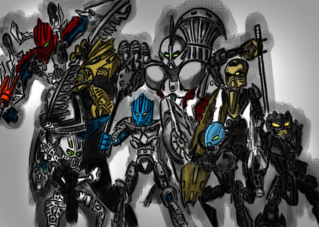 [Fans-Arts] Coup de coeur : Dragon Kardas Order_of_mata_nui_by_viochroniko-d34miym