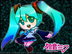 Hatsune Miku Chibi -SAMPLE-