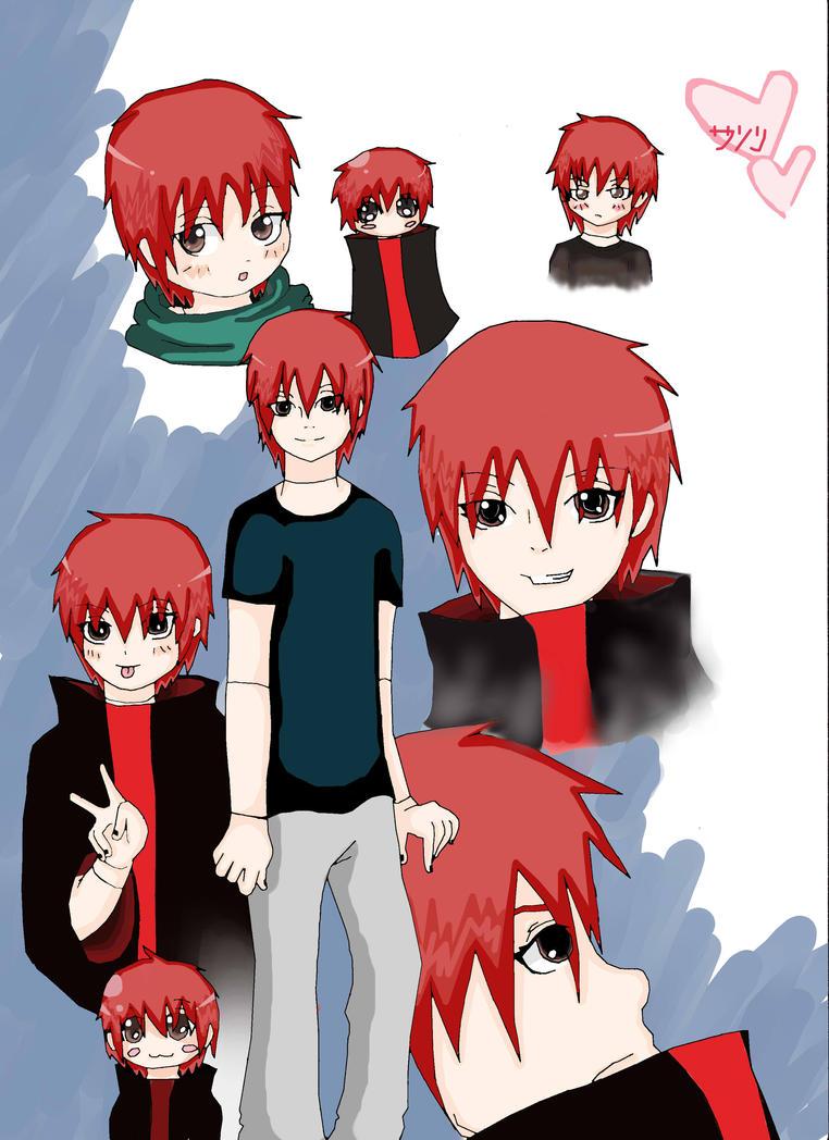 sasori no danna by AnimeAngel4u