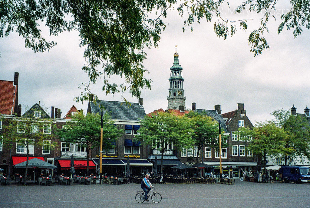 Markt Middelburg by TLO-Photography