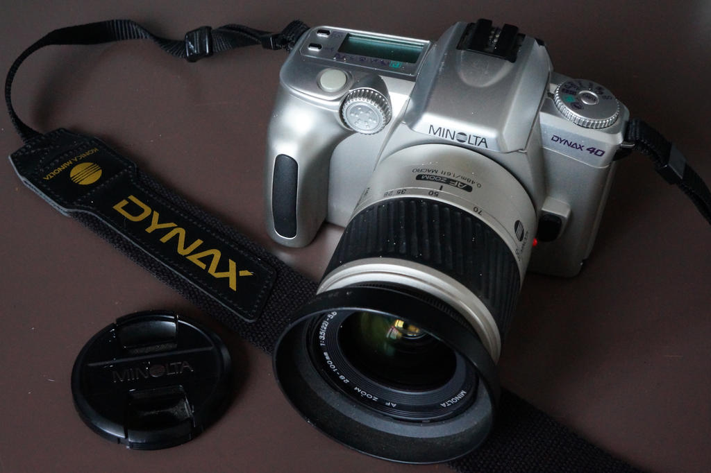 Dynax 40 by TLO-Photography