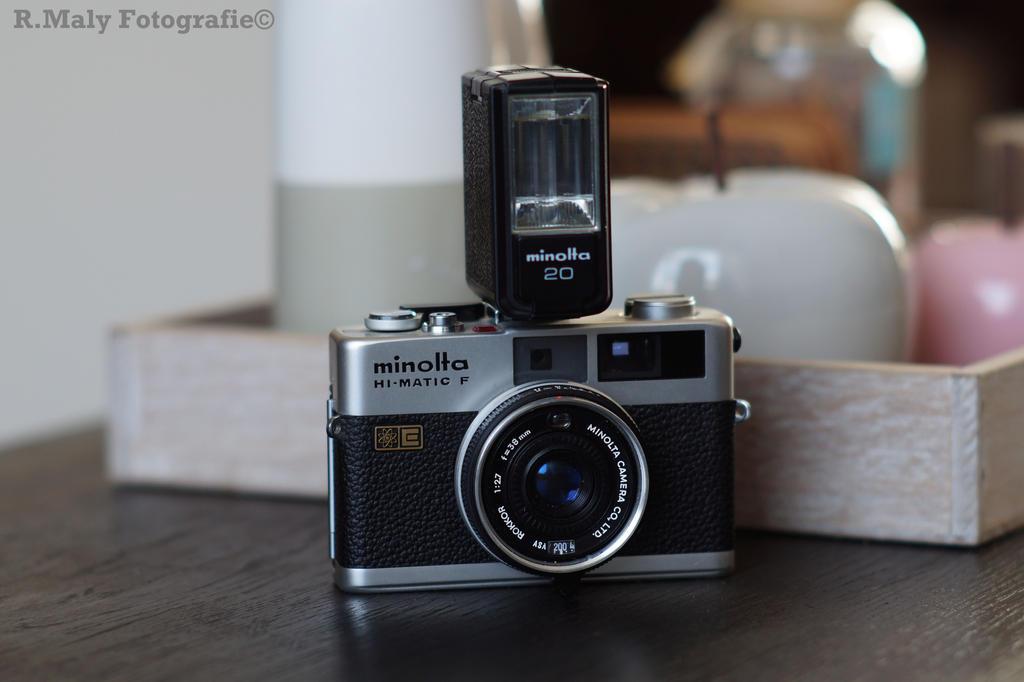 Minolta Hi-Matic F by TLO-Photography