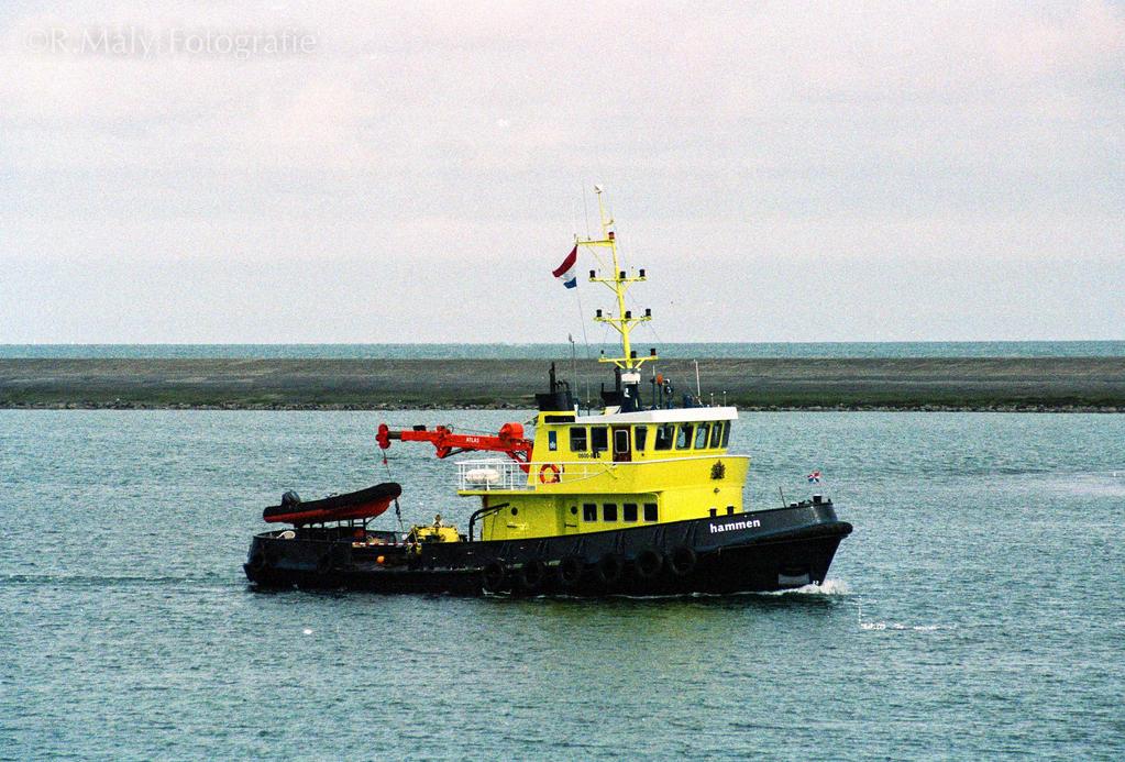 Hammen (Rijkswaterstaat) by TLO-Photography