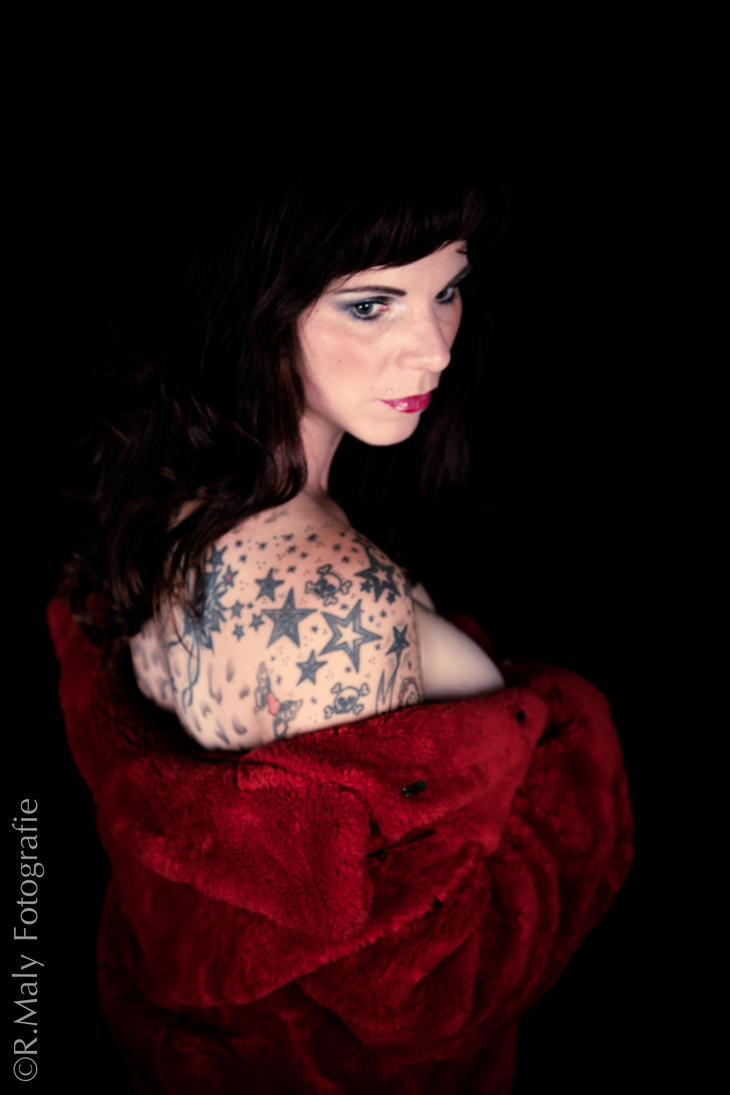 Red coat by TLO-Photography