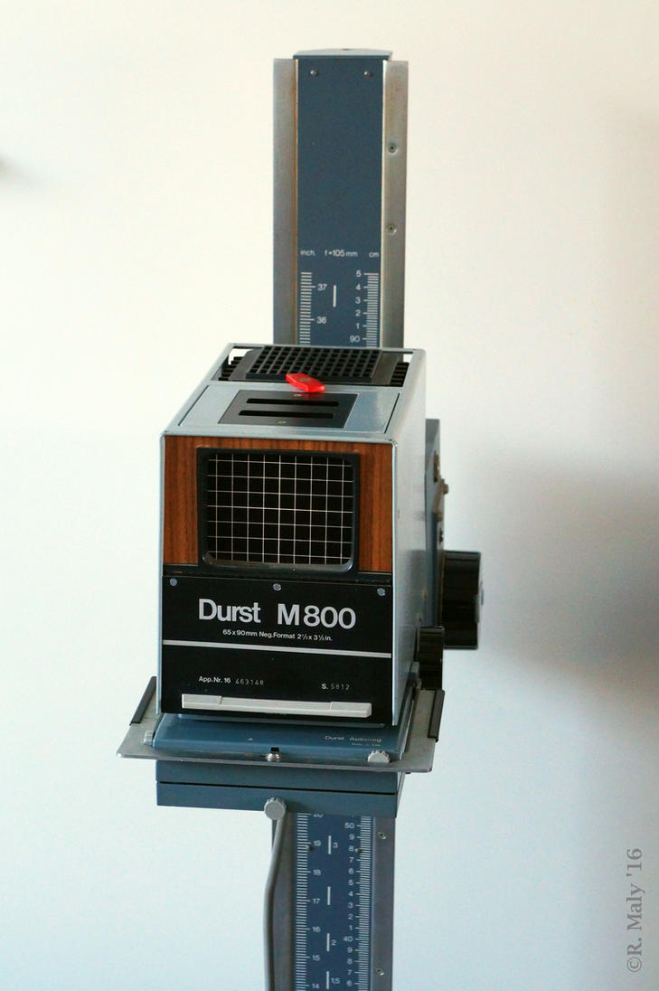 Durst M800 by TLO-Photography
