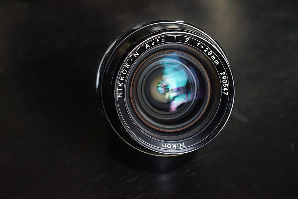 Nikon Nikkor-N 28mm f/2.0 by TLO-Photography