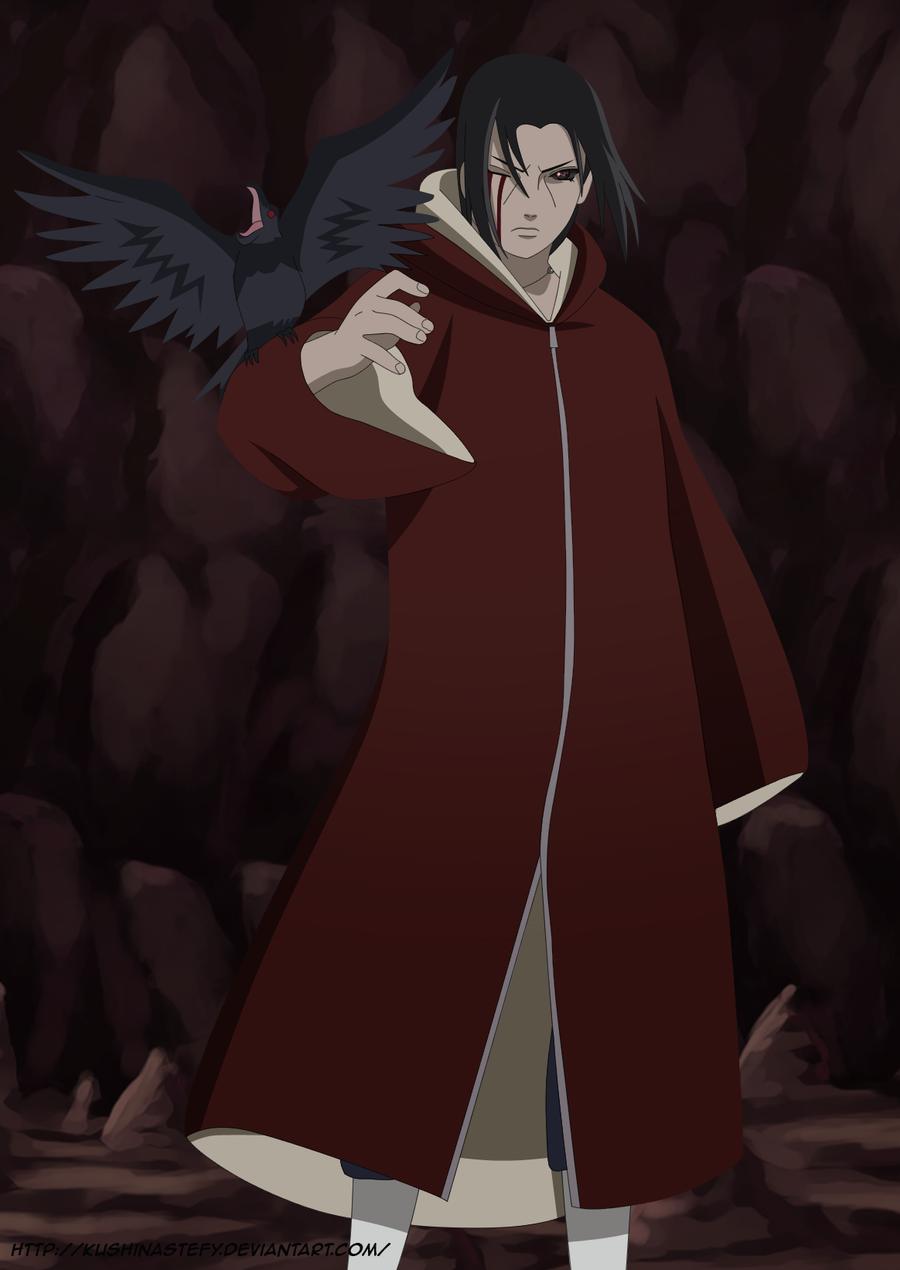 Itachi Crow Edo Tensei By KushinaStefy On DeviantArt