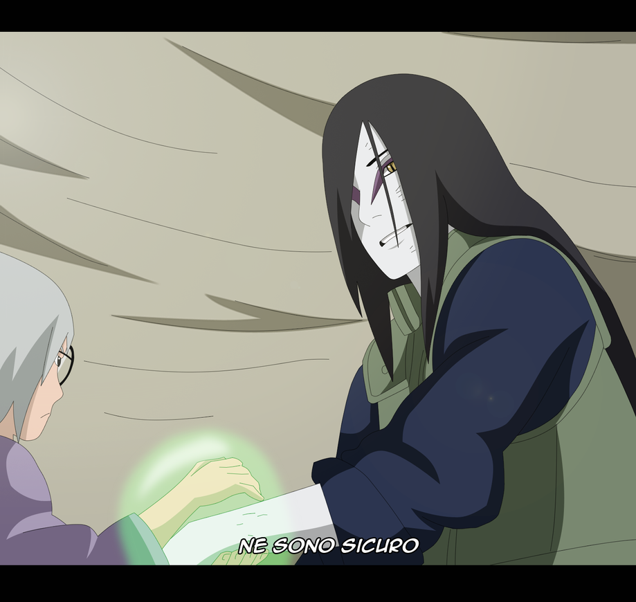 Pictures of Orochimaru And Kabuto - #rock-cafe