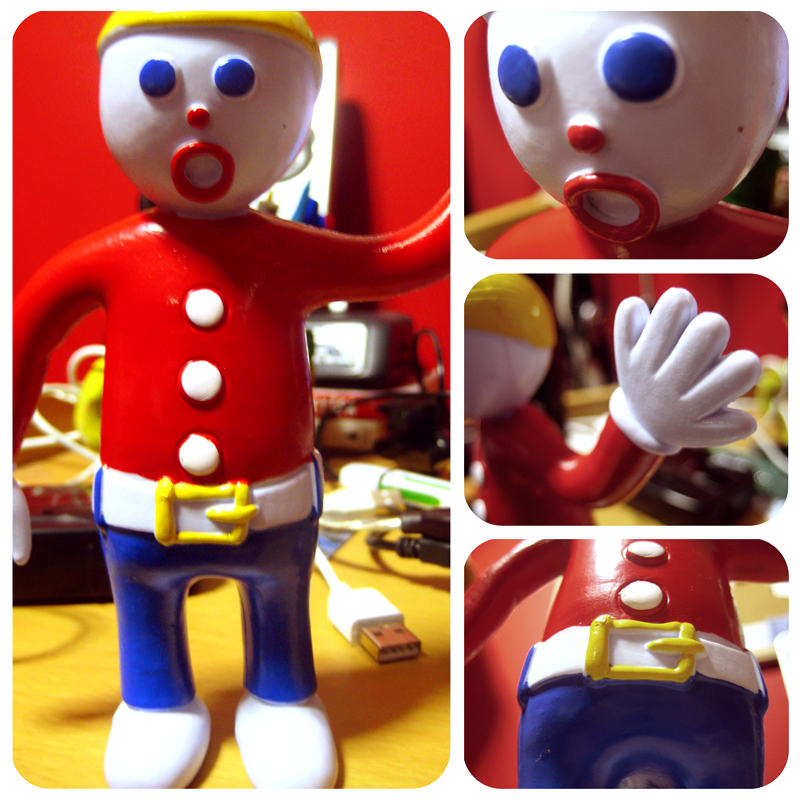 Mr. Bill by ceejayessee