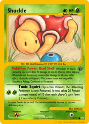 Neo Revival 61 - Shuckle