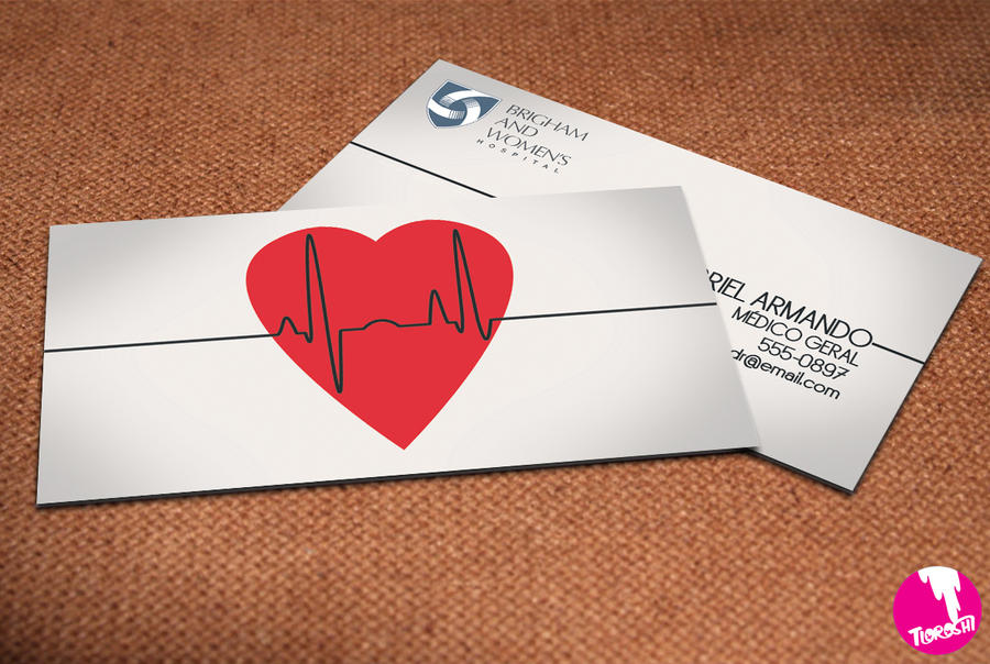 Doctor Visiting Card Design Psd Free Download