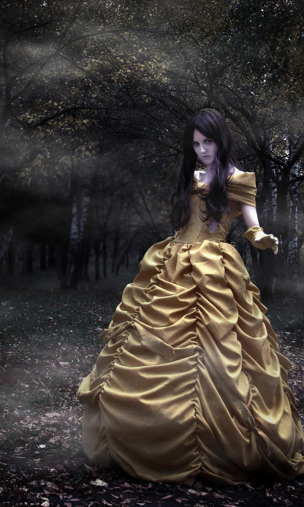 Twisted Princess: Belle by Rosa-Mary - 448.6KB