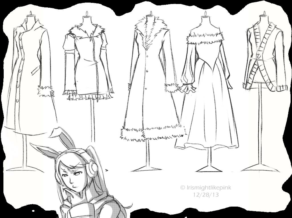 AoH: Clothes Design Ideas by NaitomeIya on DeviantArt