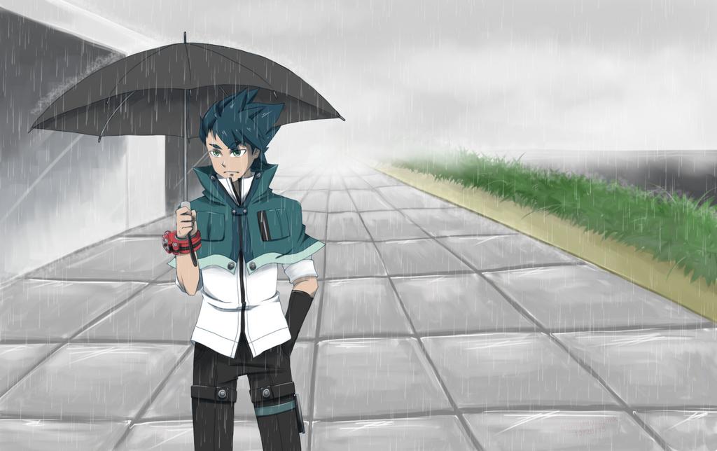 Rainy Day by NaitomeIya
