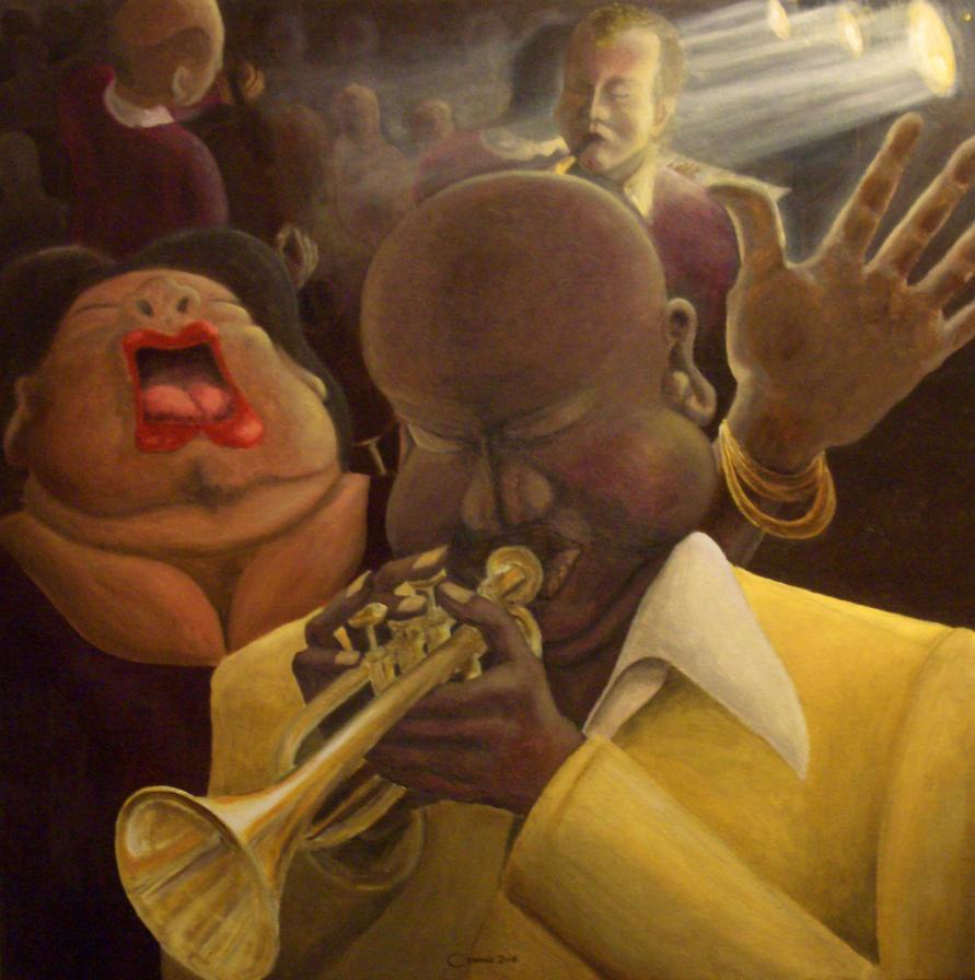 All my Jazz by cesaretanassi
