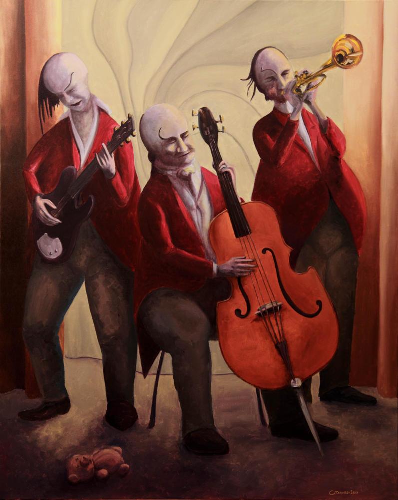 Fat Jazz by cesaretanassi