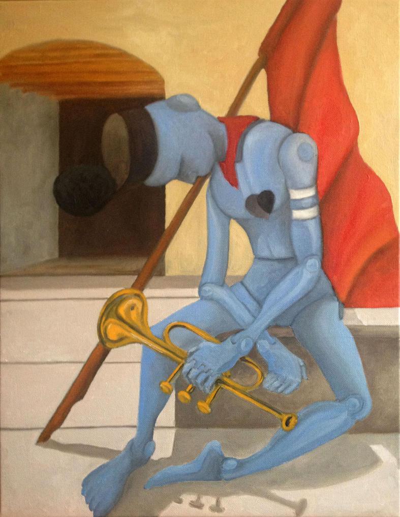 Heartless Soldier by cesaretanassi