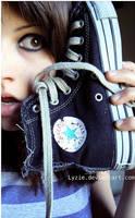 Allo converse ? by Lyzie