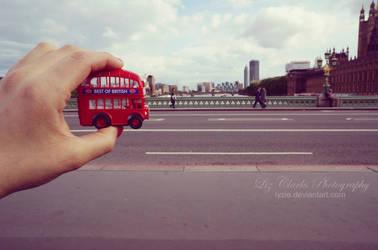 London Trip by Lyzie