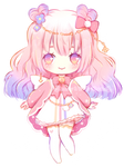 [CLOSED] Cotton Candy Cupid ~ Adopt Auction