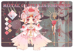 [CLOSED] Royal Camellia Empress Fairy Vial | Adopt