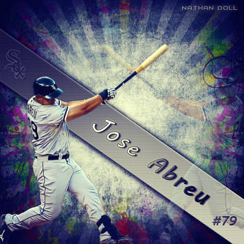 Jose Abreu by nathanon3