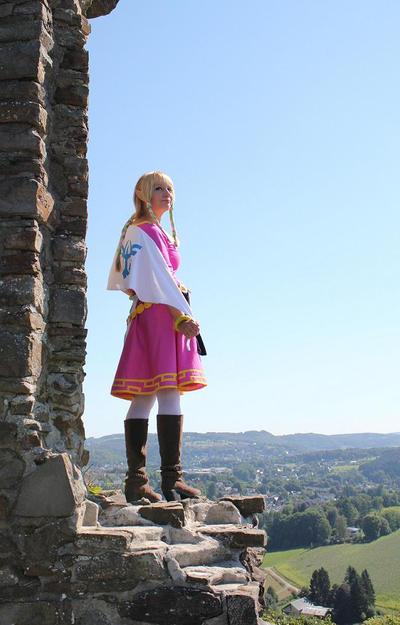 Zelda by xXSakiChan