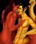 TRADE - Ananta by Liss-Ka by serapeum17