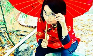 Hetalia - Oriental Teacher by mikiikun