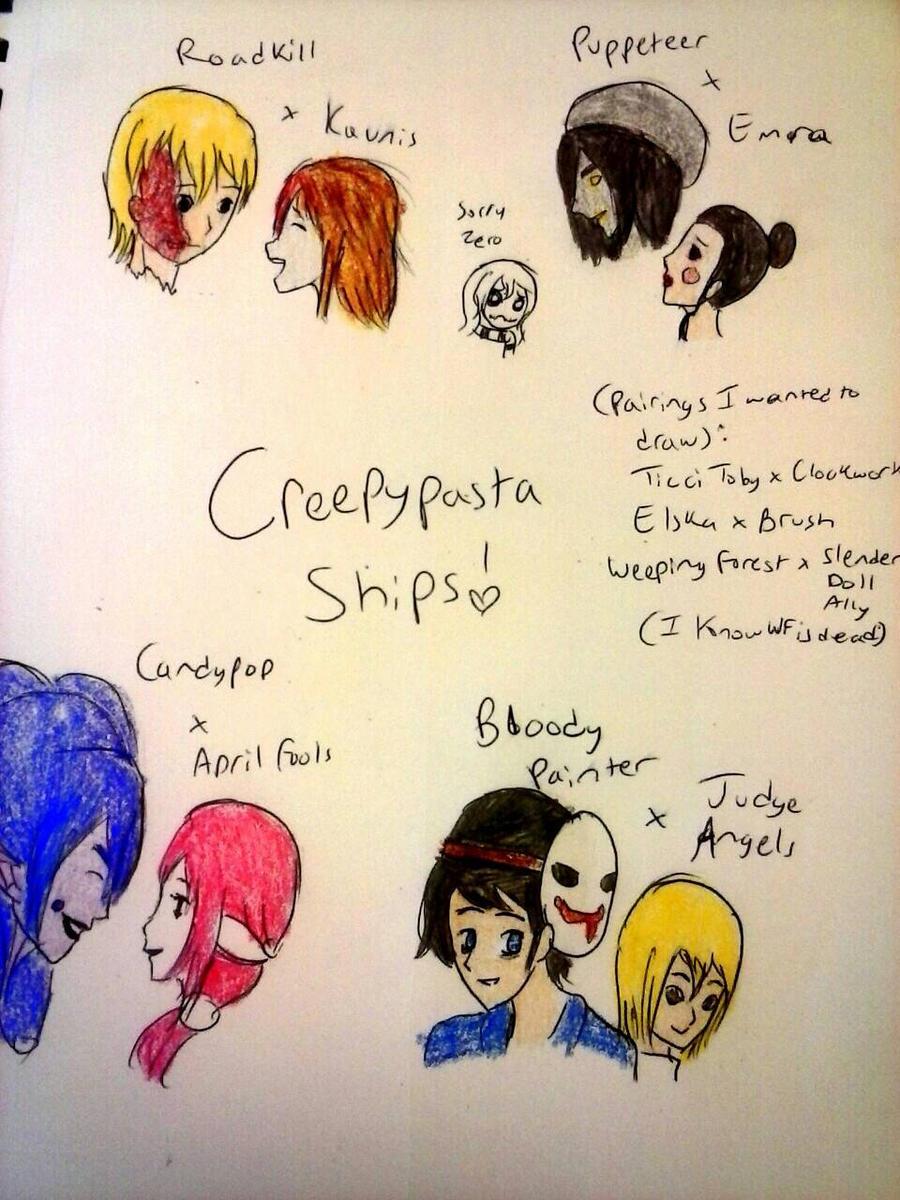 Creepypasta Oc Ships By Mashimanxxx On Deviantart