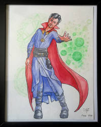doctor strange by EJsovereign