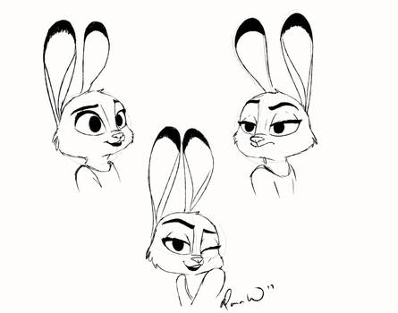 Judy Sketches