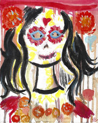 La Muerte by almostafaegodmother