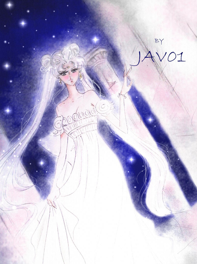 princess serenity sailor moonzelldinchit on deviantart