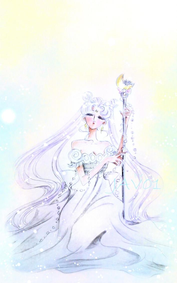 usagi tsukino - princess  Serenity by zelldinchit