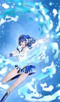 Sailor Mercury -Shine Agua Illusion