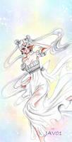 Sailor moon ( serenity ) - runs little princess by zelldinchit