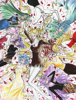 Sailor Moon - Eternal dream by zelldinchit