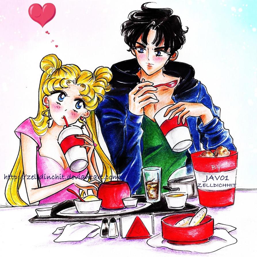 mamoru and usagi relationship counseling