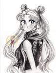 Usagi - sailor moon (style daryl)