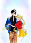 usagi and mamoru - this Love