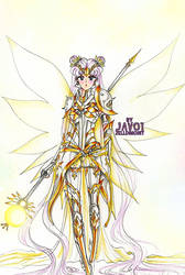 Sailor Moon - Divine Armor