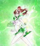 makoto kino sailor jupiter -SMC - power of jupiter